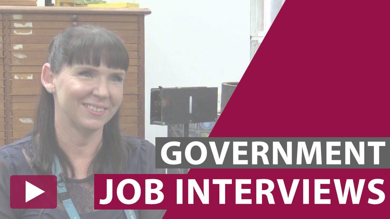 government job interviews thumbnail