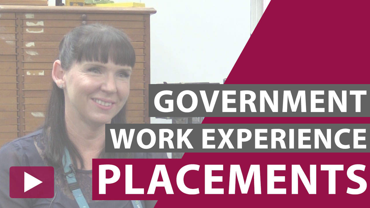 government work experience video thumbnail
