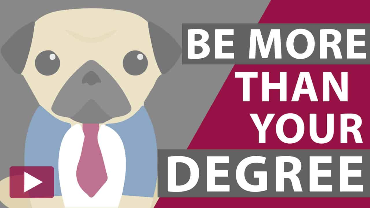be more than your degree thumbnail