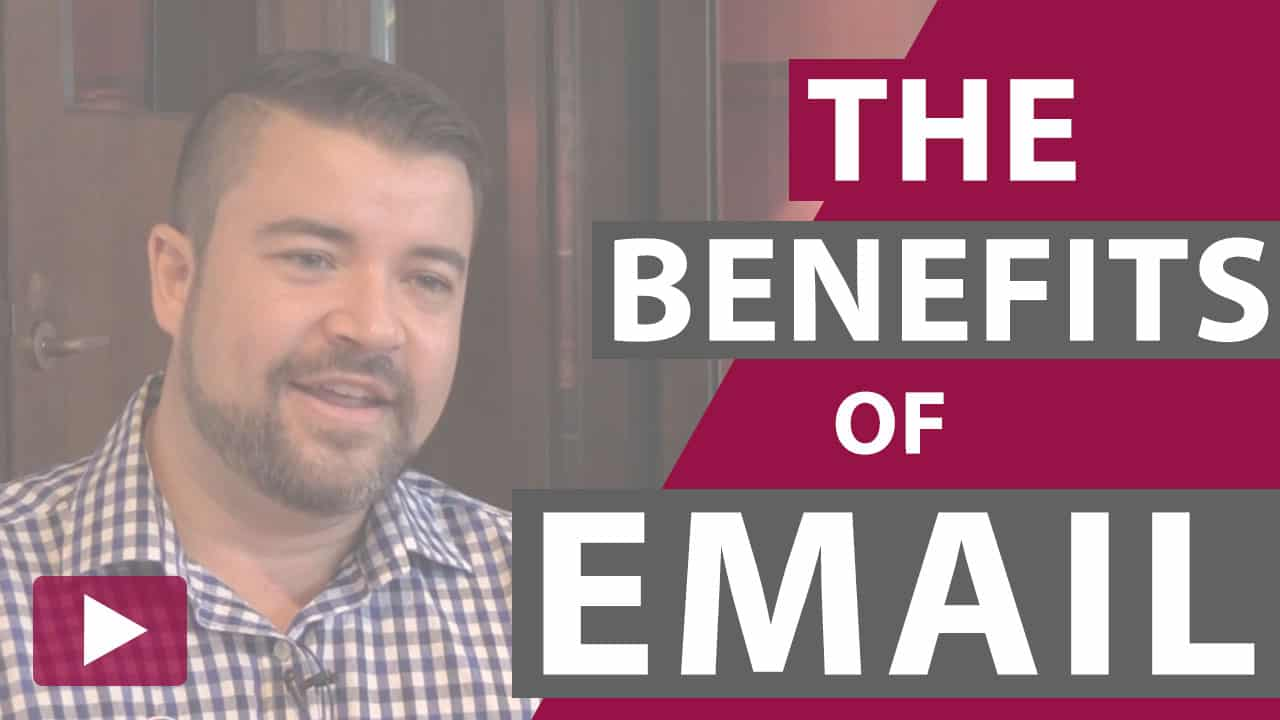 benefits of email video thumbnail