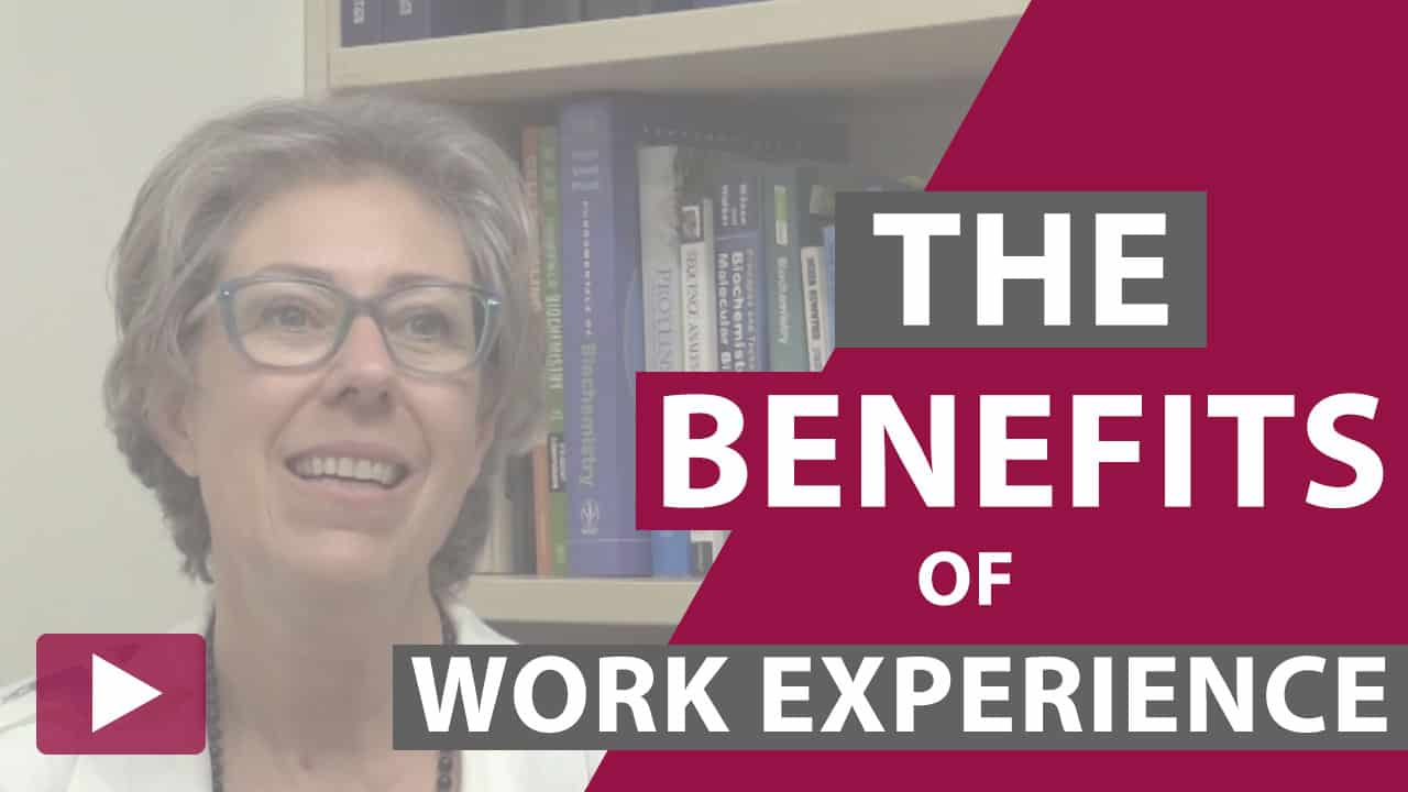 benefits of work experience video thumbnail