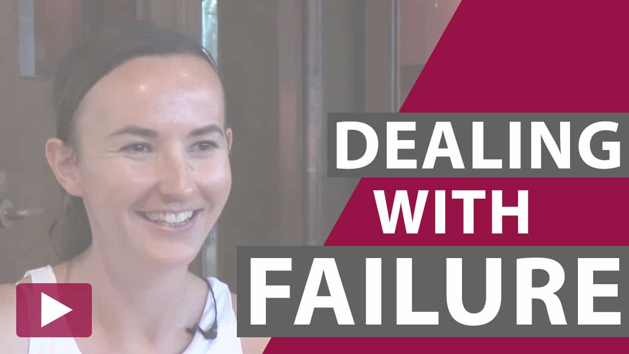 dealing with failure video thumbnail