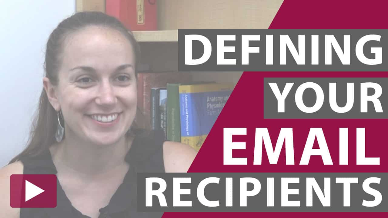 defining email recipients video thumbnail