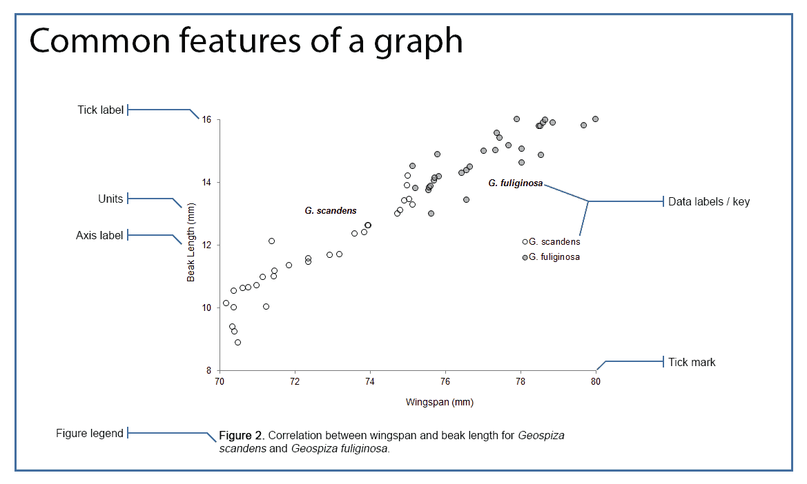 Creating scientific graphs and tables - displaying your data | CLIPS