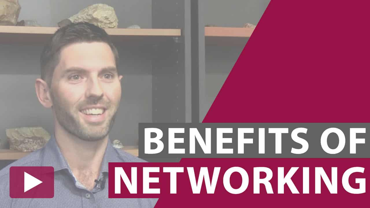 networking benefits video thumbnail