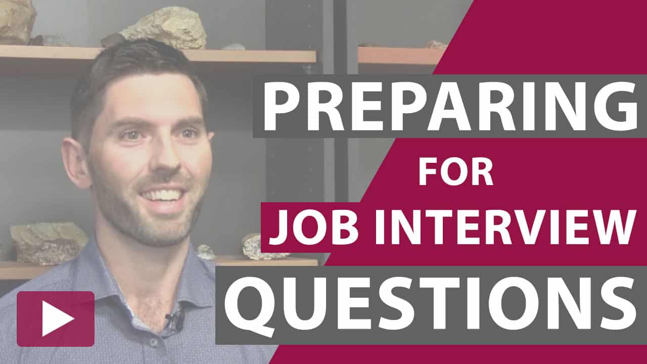 preparing for interview questions thumbnail