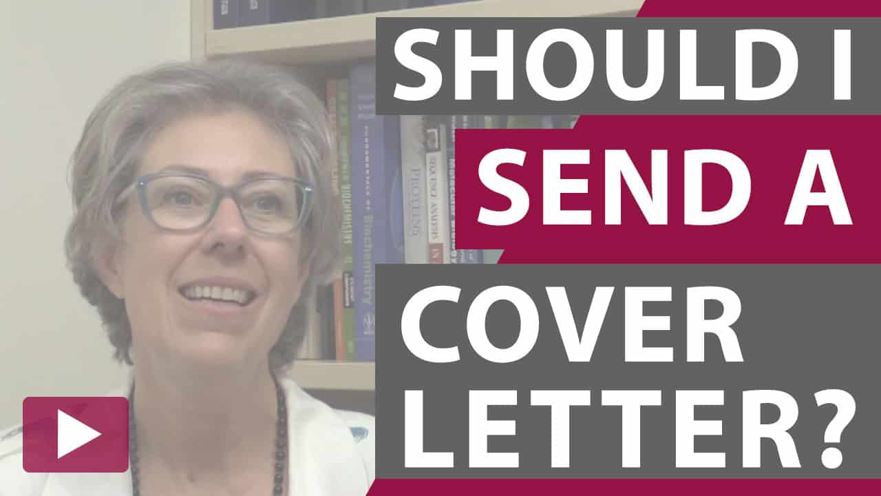 send a cover letter thumbnail