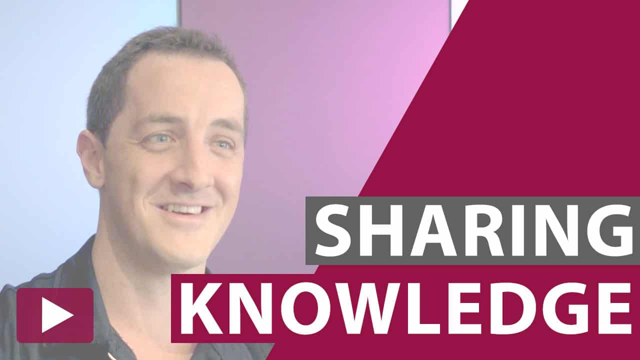 sharing knowledge video thumbnail