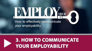 communicating employability video thumbnail